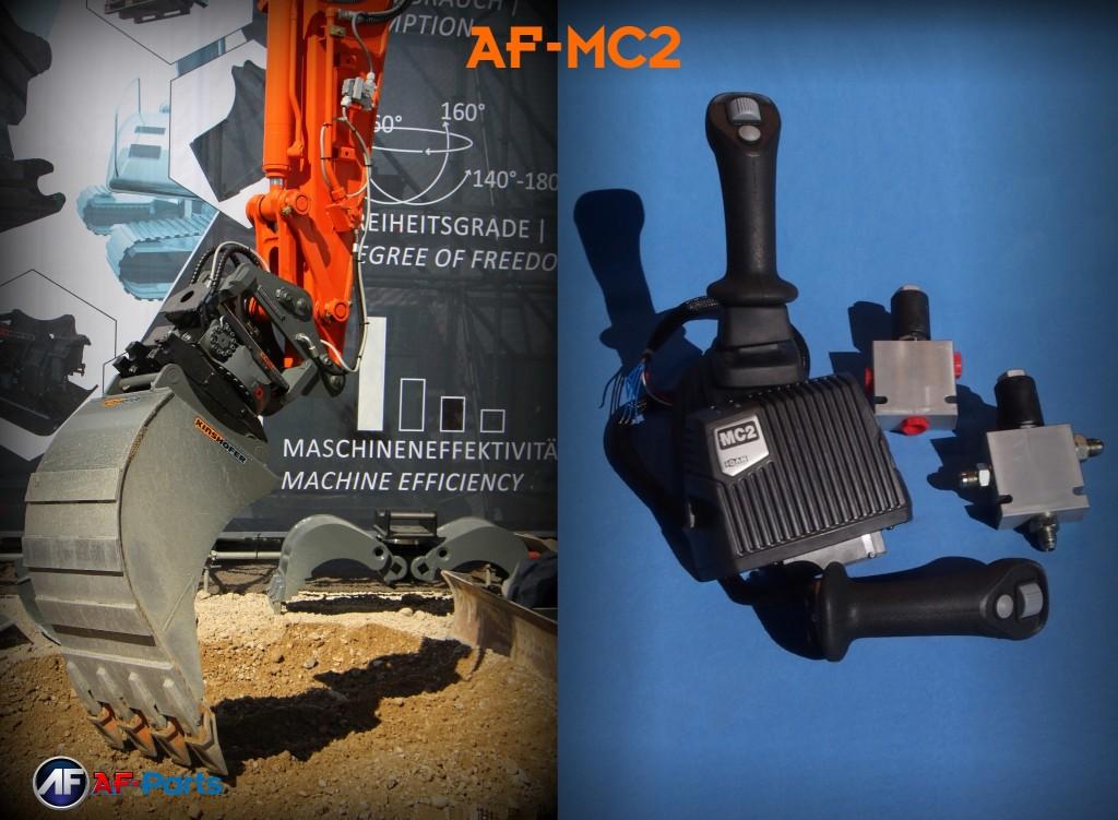 AF-MC2 - Proportionaaliohjausjärjestelmä
