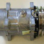 Volvo ilmastoinnin kompressori
