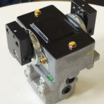 Pilot valve travel