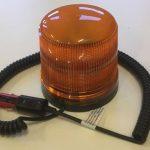 LED-majakka 12/24V, magneettijalka