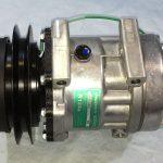Case ilmastoinnin kompressori