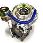 Komatsu 4D107 turbo