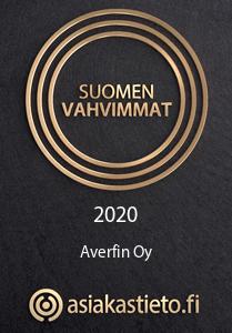 Suomen Vahvimmat 2020 - Averfin Oy